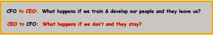 Train & Leave